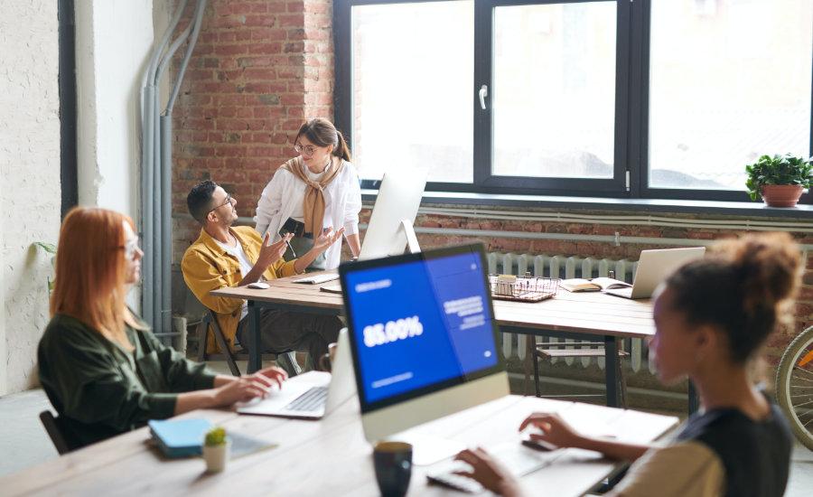 Team di freelance / Agenzia di traduzione